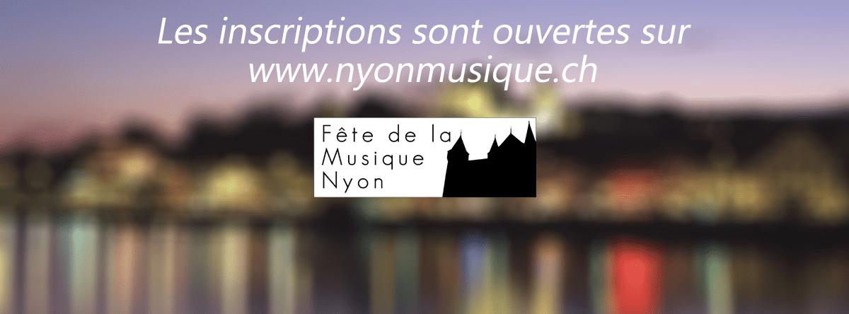Fete de la musique de Nyon 2016