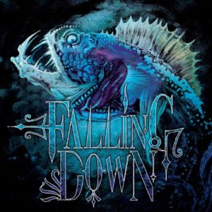 FALLING DOWN The Origin Of Dreams - new album - nc records