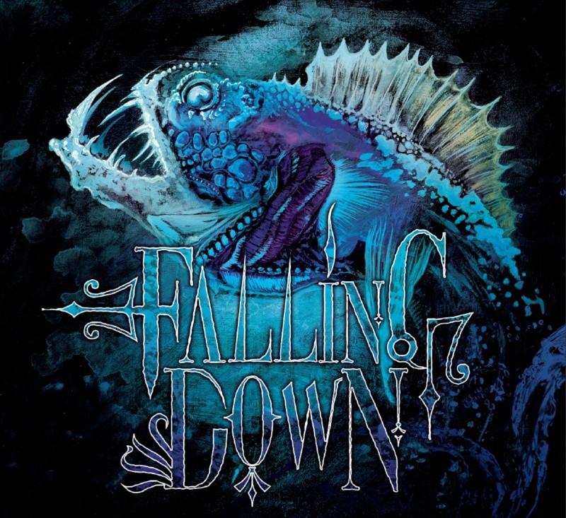 FALLING DOWN The Origin Of Dreams - new album - nc records