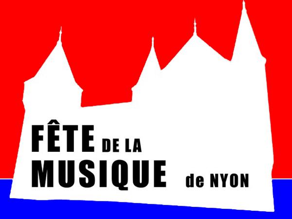 Logo-Officiel fete de la musique de nyon 2013