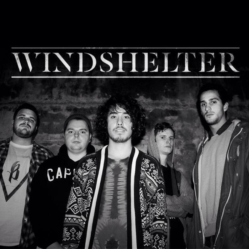 Nouvelle sortie sur le label Nyoncore! Windshelter de Nyon!