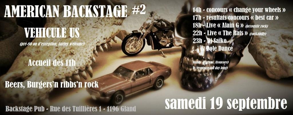 american backstage pub gland 2 edition