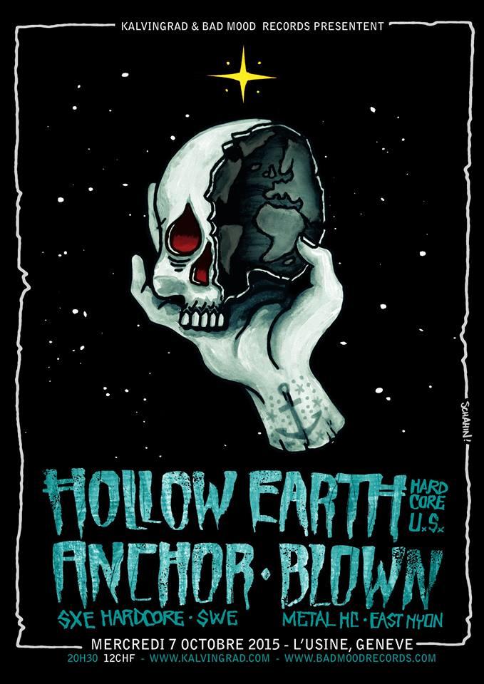 hollow earth anchor blown usine geneva hardcore show